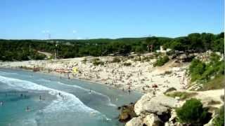PLAGE DE STE CROIX    - CAMPING PARADIS sur TF1 -