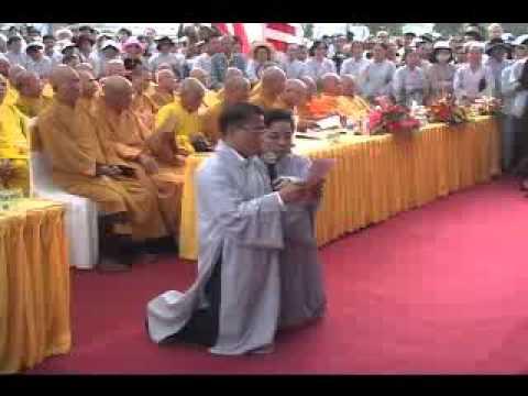 Thiền Viện Trúc Lâm Trí Đức - Lễ Khánh thành Thiền Viện