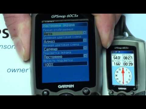 GPS-навигация - выбор навигатора, карты, программы
