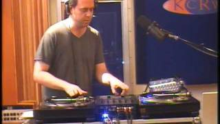 "Cut Chemist Live Mix  ""Gangsta""  from the Tune-Yards"