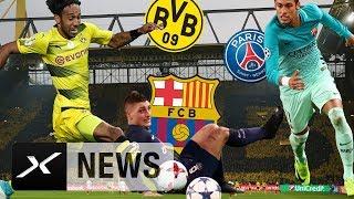 Aubameyang bleibt in Dortmund, Neymar für Irrsinns-Summe zu Paris Saint-Germain? | Transfer-News