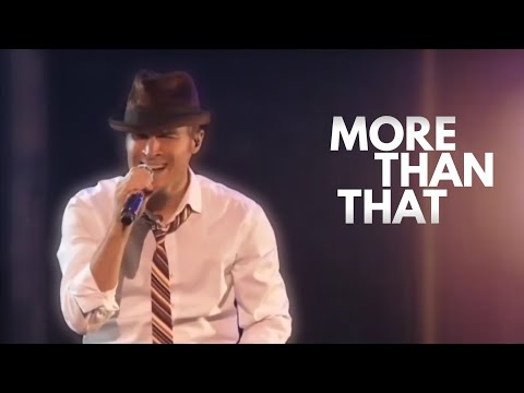 Backstreet Boys - More Than That (This Is Us Tour)