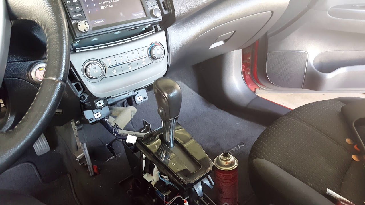 hight resolution of 2013 nissan sentra shift lock stuck why you should check this before replacing any part youtube