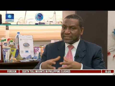 View From The Top Features Sani Dangote Vice President, Dangote Group Pt. 1
