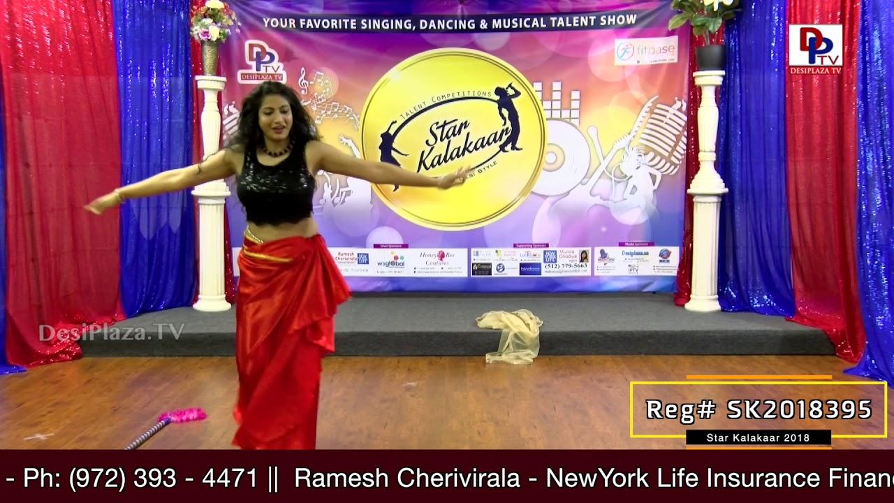 Participant Reg# SK2018-395 Performance - 1st Round - US Star Kalakaar 2018 || DesiplazaTV