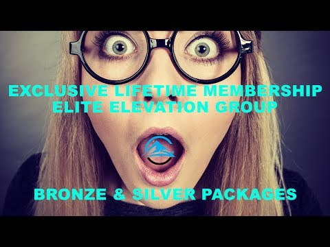 Exclusive Lifetime Membership | Elite Elevation Group