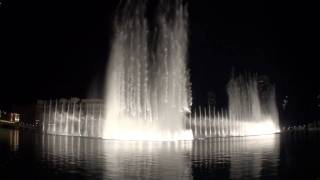 Burj Khalifa Lake Fountain Sama Dubai