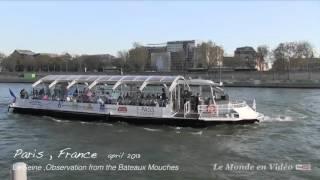 Париж. Франция - пешеходная(, 2015-10-08T23:25:51.000Z)