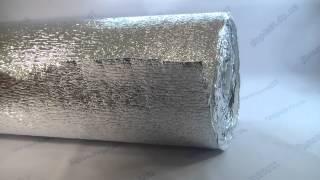 видео Можно ли использовать пробковую фольгированную подложку под линолеум