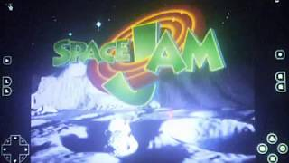 Space Jam. Intro Playstation 1.