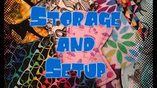 Storage and Setup | Reusable Menstrual Products | Cloth Pads Video
