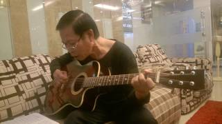 Lòng Mẹ guitar Phan Phúc hướng dẫn
