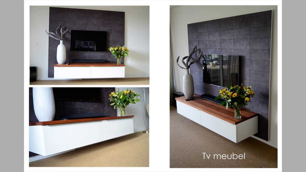 Tv meubel youtube for Tv meubel design
