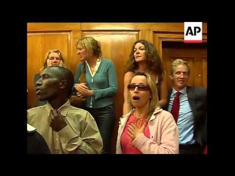 White Kenyan aristocrat jailed for eight months for manslaughter of black man