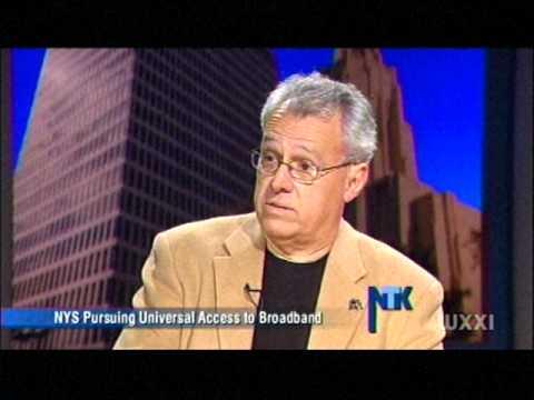 RIT on TV News: Broadband Access