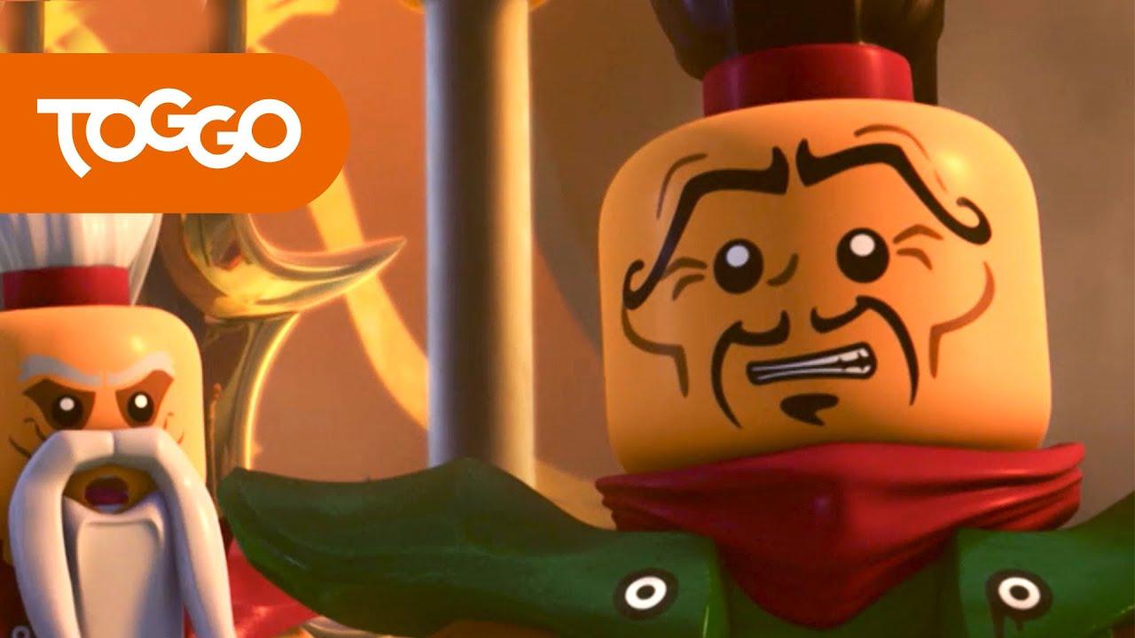 NINJAGO | LEGO Compilation #10 | TOGGO