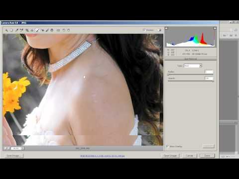 Photoshop CS4 - Phan 1 - Bai 6 - Cac cong cu xu ly anh cua BR