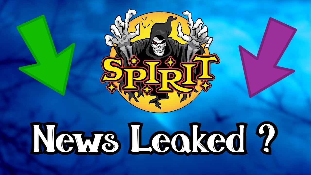 Don't buy a halloween coffin before reading these reviews. BREAKING NEWS! Spirit Halloween 2021 Prop LEAKED??? - YouTube