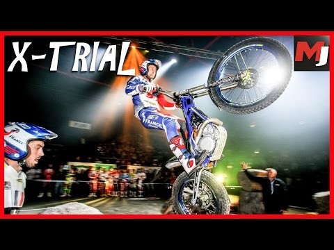 X TRIAL Moto : un SPORT super SHOW ! MOTO JOURNAL (English S