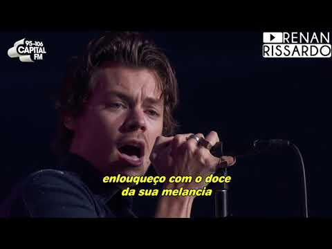 Harry Styles - Watermelon Sugar (Tradução)