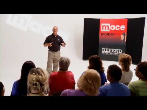 Mace® Brand Personal Safety with Officer Bob Kalinowski