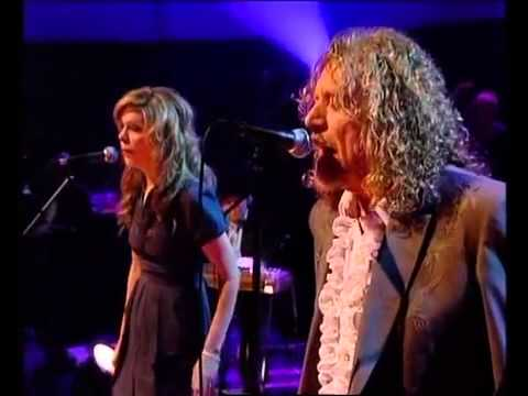 Alison Krauss & Robert Plant   Killing The Blues Live