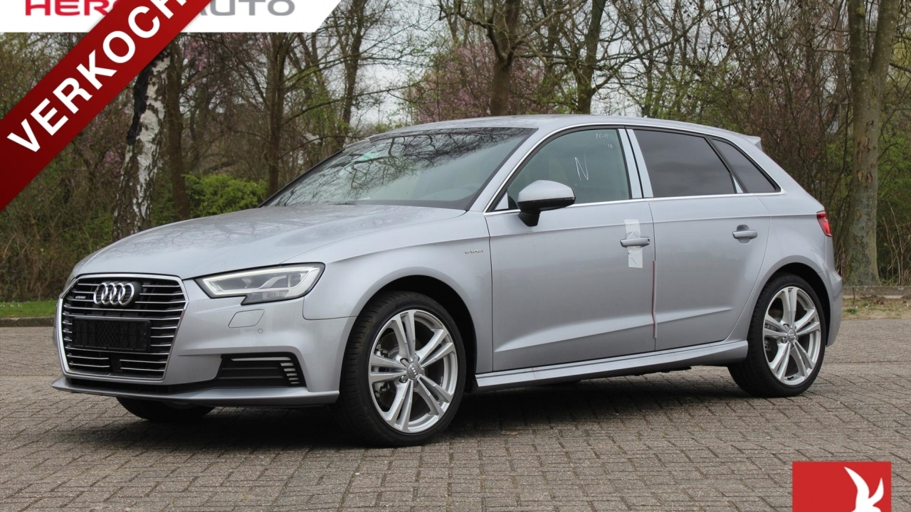 Audi A Etron Lease Edition Sport TFSI Pk RIJKLAAR YouTube - Audi a3 e tron lease