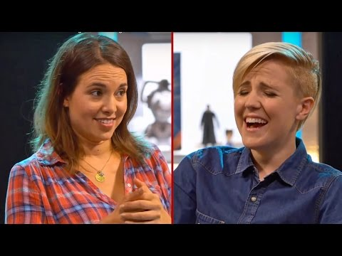 The Doctor's Finest - Hannah Hart interviews Ingrid Oliver (Osgood!) - BBC America