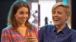 The Doctor's Finest - Hannah Hart interviews Ingrid Oliver (Osgood!) - BBC America