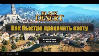 видео Онлайн игра Black Desert, гайд – как быстро прокачаться?