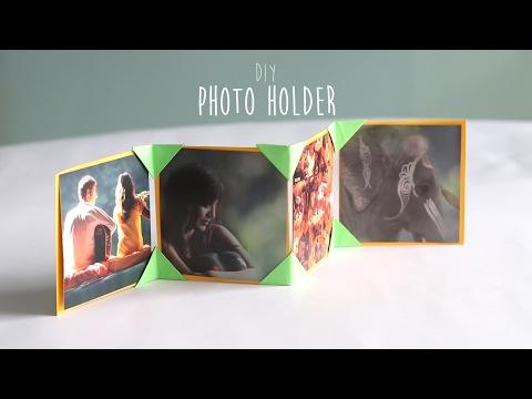 DIY: Photo Holder