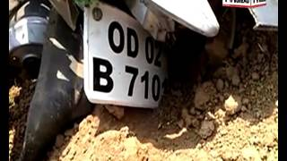 road accident in nh 57 bolagarh metro tv bureau