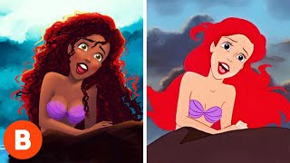Download What These Disney Characters Were Supposed To Look Like Mp3 and Videos