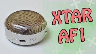 XTAR AF1 Обзор портативного озонатора (50mg/h)