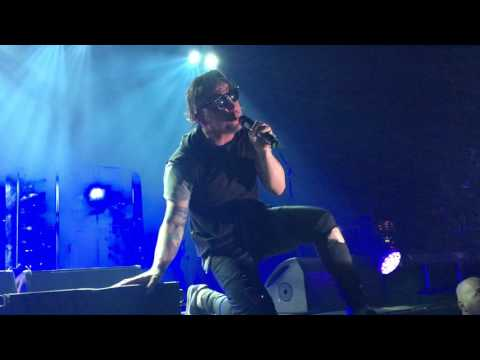 Hollywood Undead - Gravity live - Prague CZ 2.4.2016 - Forum Karlin