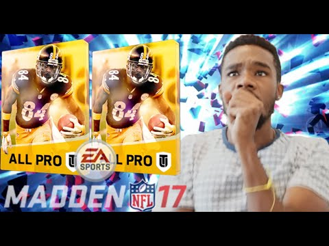 HUNTING FOR ELITES IN ALL PRO PACKS!! - Madden 17 Ultimate Team