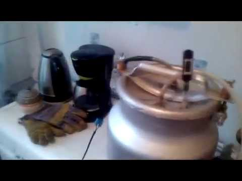 Зроби сам самогонный аппарат домовенок 5 самогонный аппарат