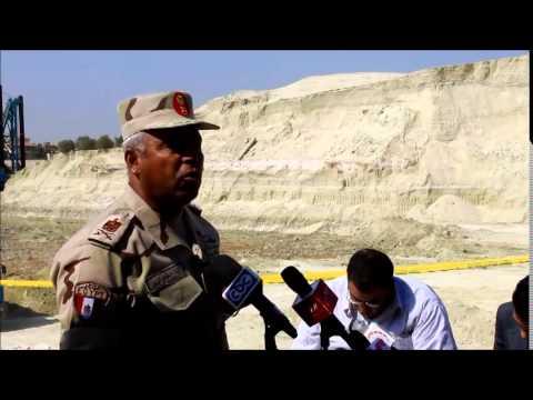 الهيئة الهندسية تعلن العثور على  رفات شهيد ثان من حرب أكتوبر