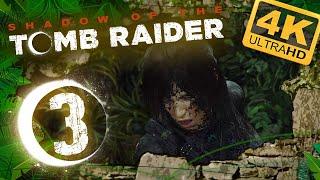 SHADOW OF THE TOMB RAIDER 🌙 #3: Eins mit dem Dschungel
