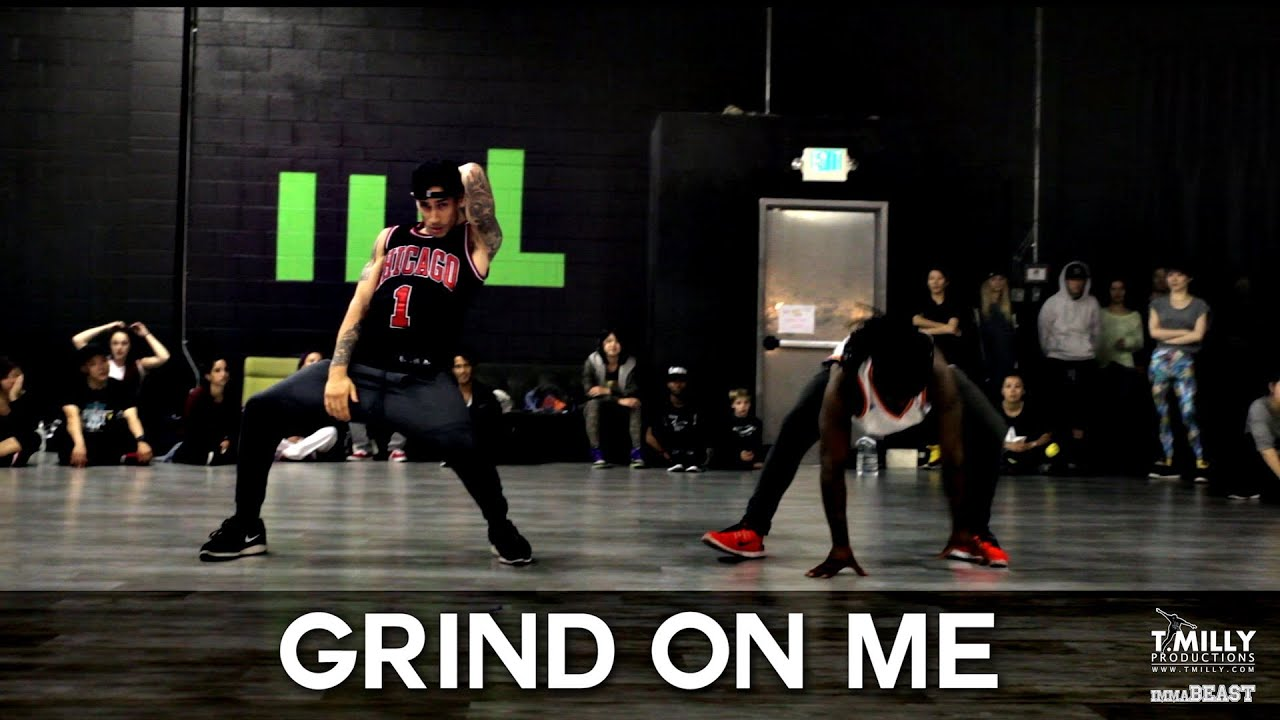 PRETTY RICKY -WilldaBeast & CJ Salvador - Grind On Me -| Choreography