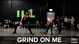 WilldaBeast & CJ Salvador - Grind On Me - Pretty Ricky | Choreography