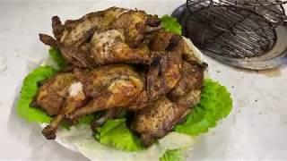 Как приготовить Курицу в Тандыре .Рецепт. ENG SUB.