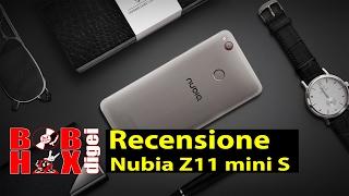 Nubia Z11 Mini S Recensione