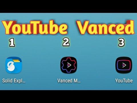 Install the latest YouTube Vanced | BongoPrideTV