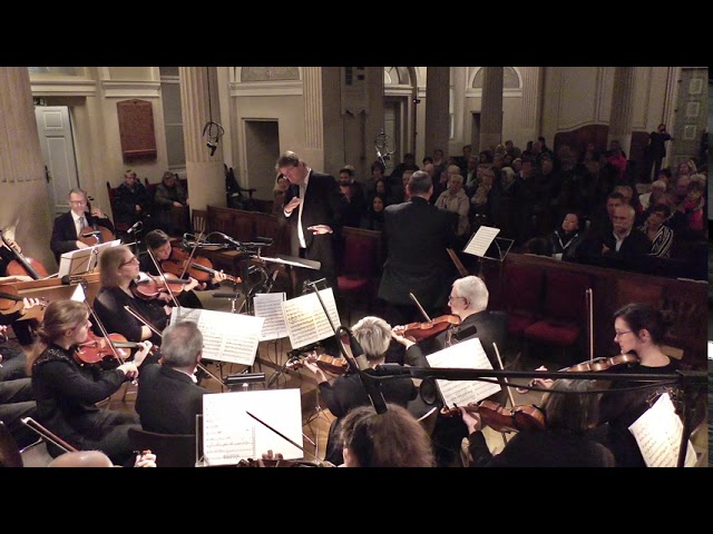 Leopold Mozart - Sinfonia Pastorella 3. Satz (Presto)