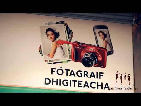 Gaillimh le Gaeilge - Fujifilm