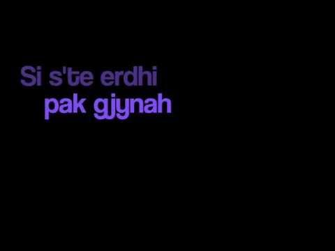 Etno Engjujt - Sa katile u tregove + lyrics/tekst