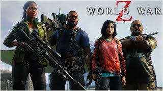 IS THIS ZOMBIE GAME WORTH BUYING?? – World War Z First Impressions/Review