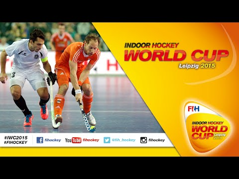 Netherlands v Austria - FINAL Full Match Men's Indoor Hockey World Cup 2015 Germany