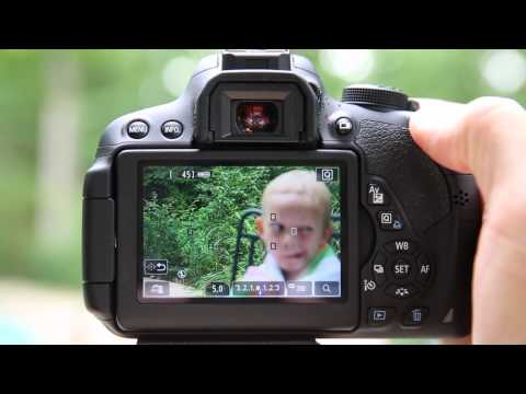 Canon 70D, T4i, T5i Portrait Tips with Kit Lens(18-135 STM)